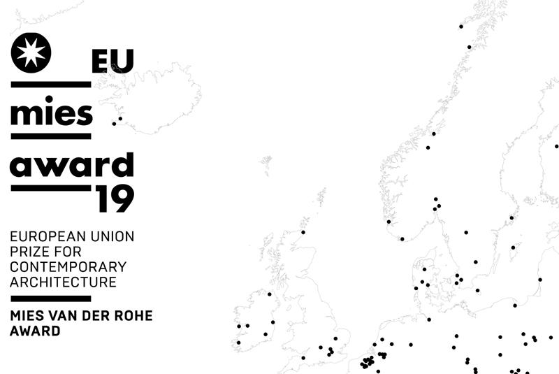 383 Nominierte Mies Van Der Rohe Award 2019 Riegler Riewe